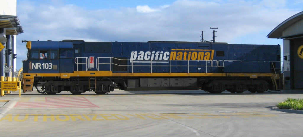 Pacific National Rail Update - SA Derailment and Further